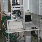 Pollensortiermachine